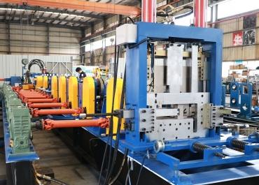 Full Automatic C/Z Purlin Roll Forming Machine FL350