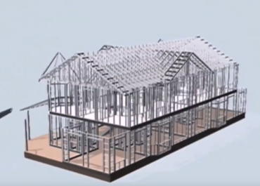 Light Steel Frame Houses Solution -Dahezb Building Construction