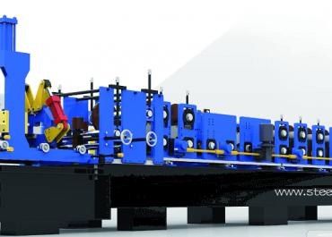 C/U/E Changeable Purlin Production Line OM400
