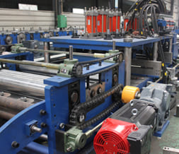 C/U/E Changeable Production Line OM400