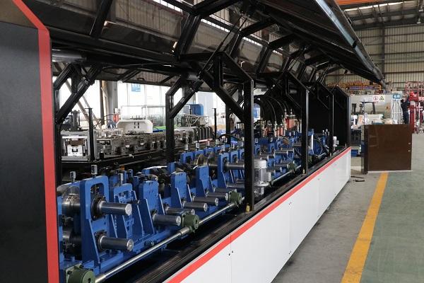 Heavy Gauge Steel Frame Machine MF300