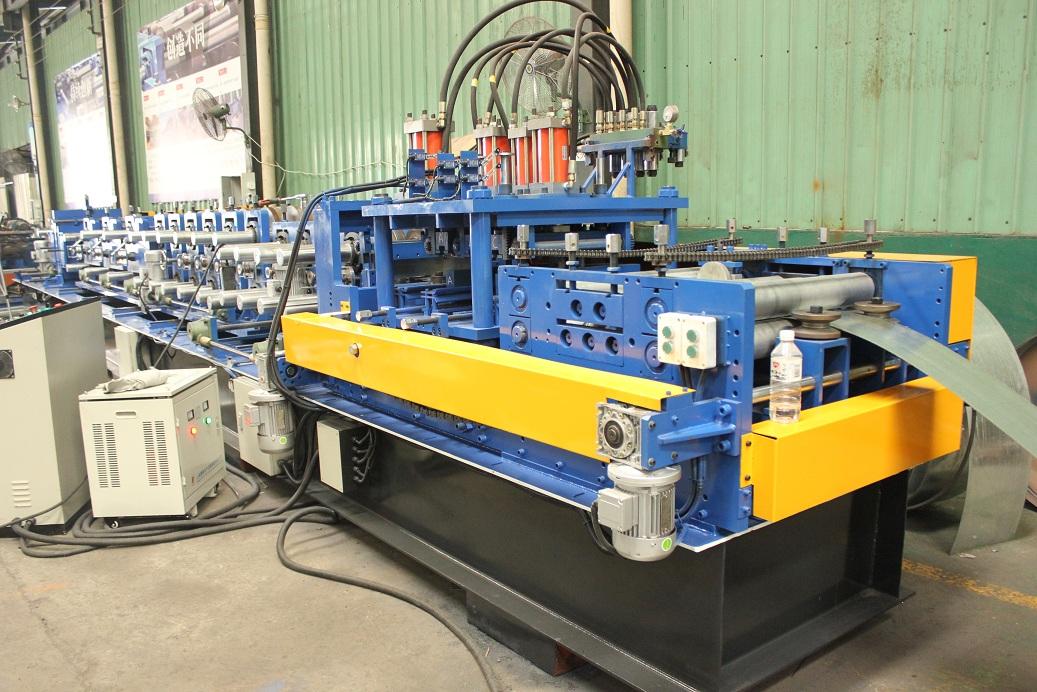 Automatic C/Z Purlin Machine NL300
